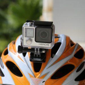 Actionkamera-tarvikkeet