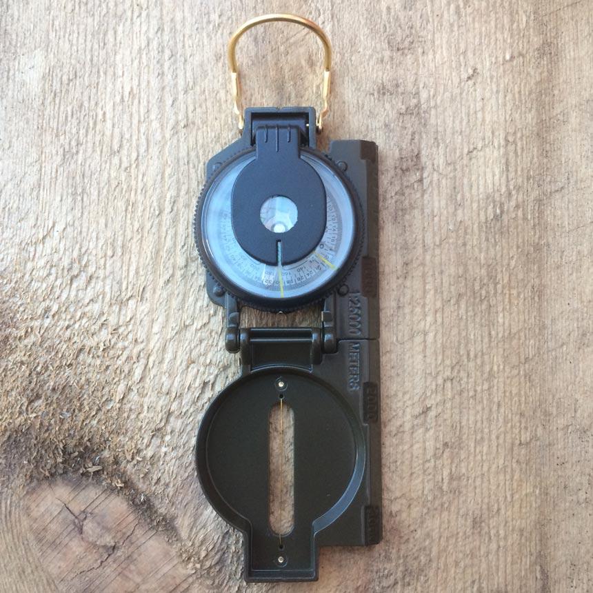 Retkelle.com US Army Compass