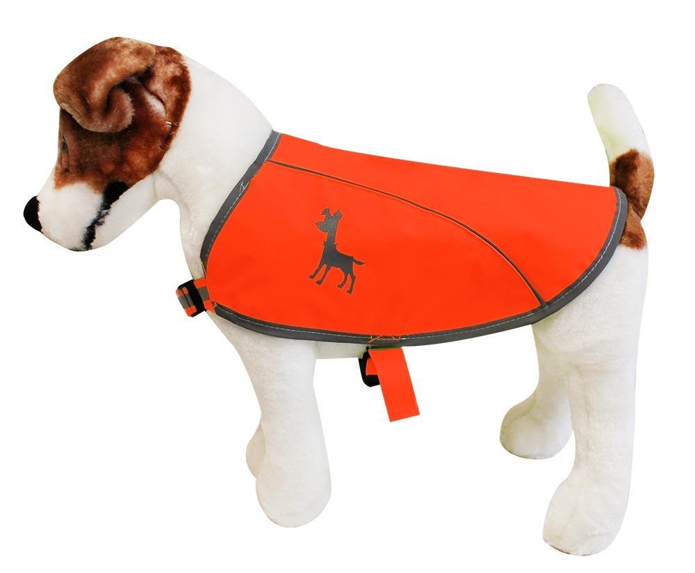 Koiran heijastinliivi- Retkelle.com