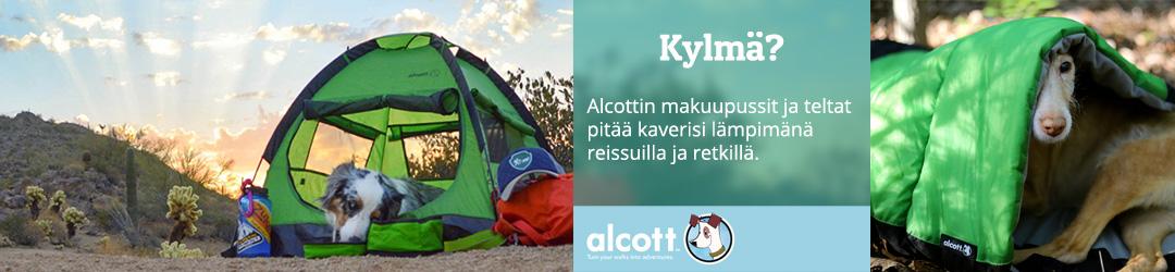 Alcott tuotteet Retkelle.comista